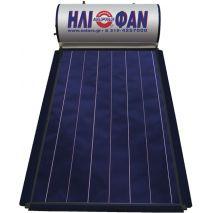 Ηλιακός Θερμοσίφωνας ΗΛΙΟΦΑΝ Special Limited Edition Δ.Ε 150lt με 2 τμ επιλεκτικό συλλέκτη