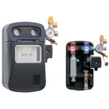 Focus Ολοκληρωμένο Σύστημα Βεβιασμένης Κυκλοφορίας για Ζεστό Νέρο Χρήσης 500lt GLASS