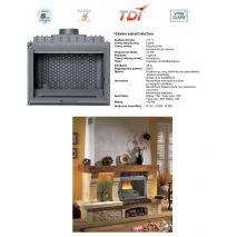 Ενεργειακό Τζάκι TURBO FONTE 777 P 13 KW