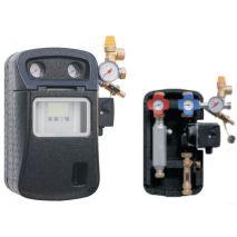 Focus Ολοκληρωμένο Σύστημα Βεβιασμένης Κυκλοφορίας για Ζεστό Νέρο Χρήσης 175lt GLASS