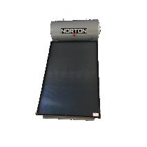 Ηλιακός θερμοσίφωνας 300lt  NORTON GL ΕΠΙΛΕΚΤΙΚΟΣ 4,60 T.M FULL FLAT PLATE