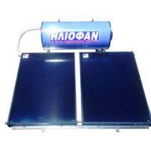 Ηλιακός Θερμοσίφωνας ΗΛΙΟΦΑΝ Titanium Extra Plus 250lt Διπλής  Ενέργειας Hyperselective ΣΕ 12 ΑΤΟΚΕΣ ΔΟΣΕΙΣ