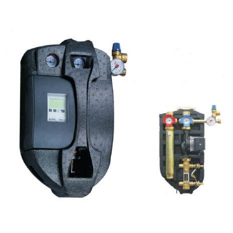 Focus Ολοκληρωμένο Σύστημα Βεβιασμένης Κυκλοφορίας για Ζεστό Νέρο Χρήσης και Υποβοήθηση Θέρμανσης 750lt