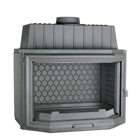 Ενεργειακό Τζάκι TURBO FONTE 8047 P 13 KW
