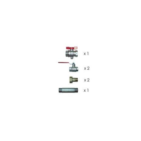 Σετ Εξαρτημάτων Εγκατάστασης Θερμιδομετρητών CK1