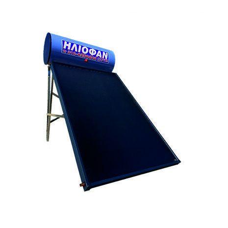 Ηλιακός Θερμοσίφωνας ΗΛΙΟΦΑΝ Titanium Extra Plus 175lt Διπλής  Ενέργειας ΣΕ 12 ΑΤΟΚΕΣ ΔΟΣΕΙΣ