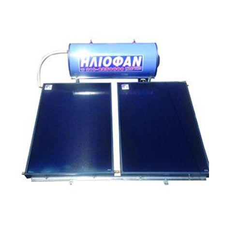 Ηλιακός Θερμοσίφωνας ΗΛΙΟΦΑΝ Titanium Extra Plus 300lt Διπλής  Ενέργειας ΣΕ 12 ΑΤΟΚΕΣ ΔΟΣΕΙΣ